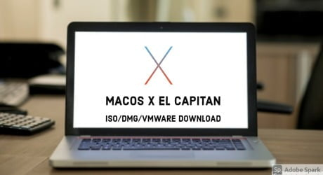 macOS X El Capitan 10.11 Iso / Dmg / Vmware Image Download