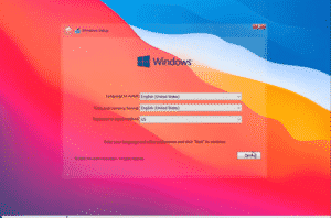 Windows 10 1909 macOS Lite Edition ISO 2021 Download