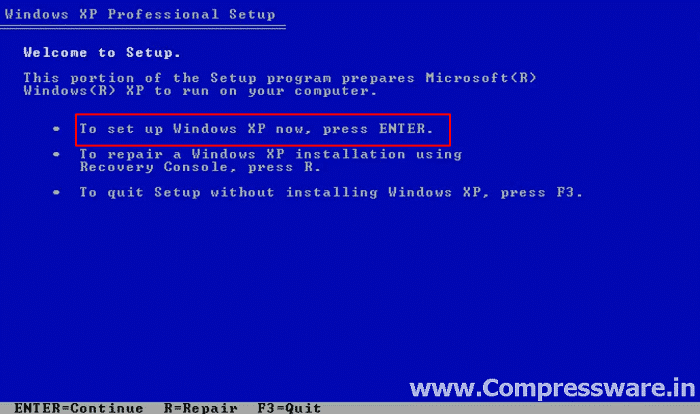 Windows XP Pro ISO Download Highly Compressed [32/64bit]
