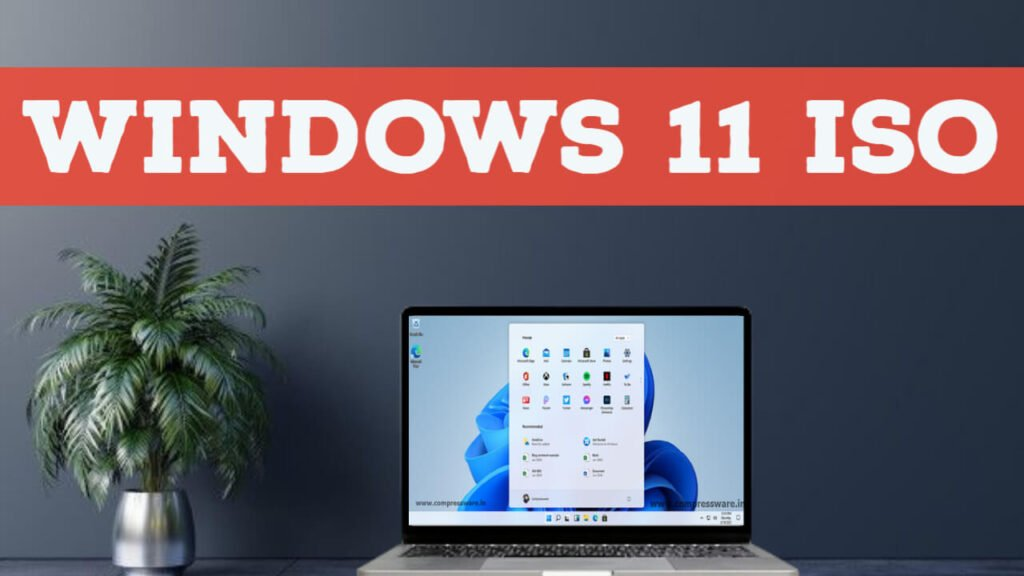 Windows 11 64bit ISO Download and Complete Installation 4GB