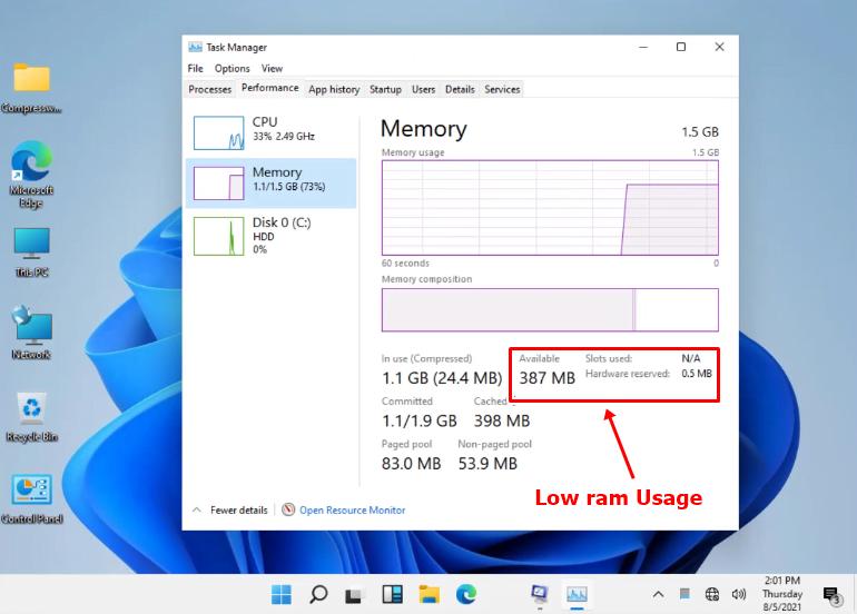 Windows 11 Pro Lite ISO 32bit/64bit Download 2021 [1.74GB]